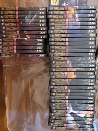 Colección dvd star trek