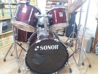 Bateria Sonor Force 2001