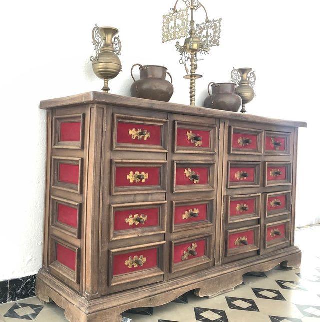Mueble antiguo años 50-60