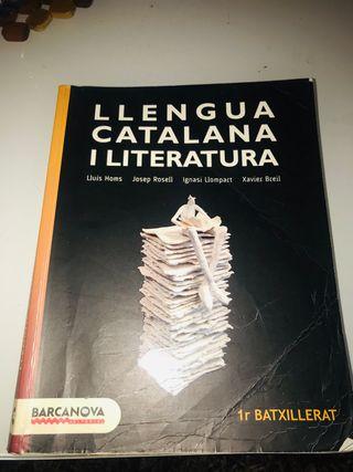 Pack de libros de 1r de Bachillerato