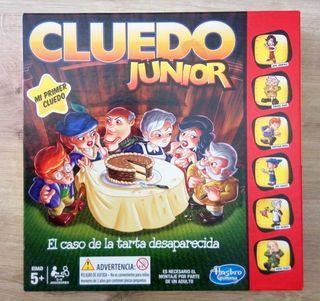 Cluedo Junior, juego de mesa