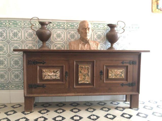 Mueble antiguo años 50- 60