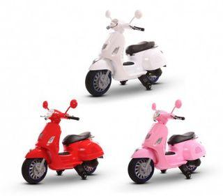 Scooter Eléctrico Para Niños HAPPY Doble Velocidad