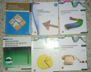 Libros Gestión Administrativa