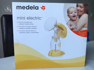 Extractor de leche eléctrico - MEDELA