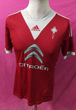 camiseta fútbol celta