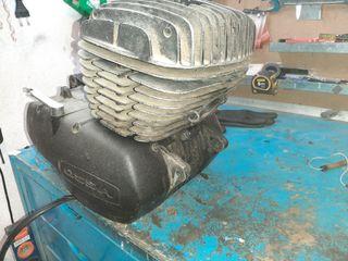 Motor de Ossa Desert 250