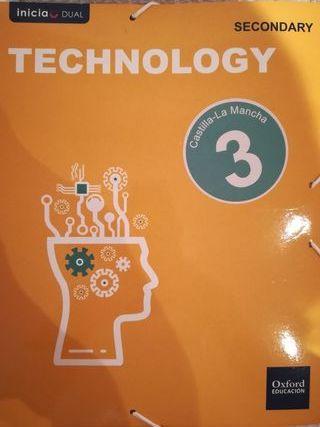 Carpeta de Tecnología en inglés editorial Oxford