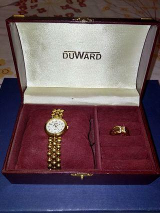 Reloj Duward Diplomatic .