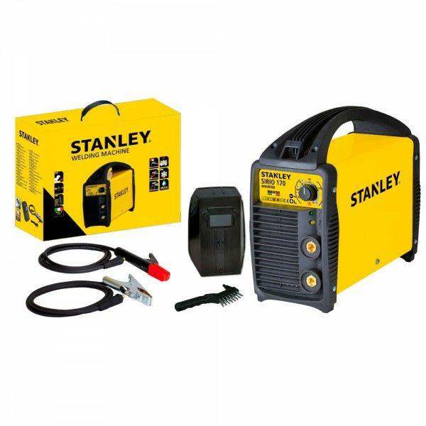 Maquina soldar electrodos invertir stanley