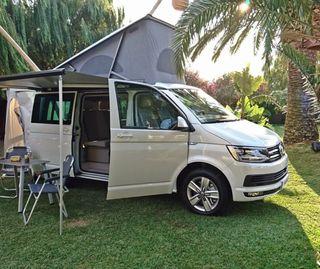 Techo elevable camper