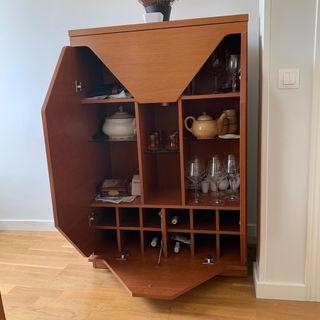 Mueble bar de diseño para salón