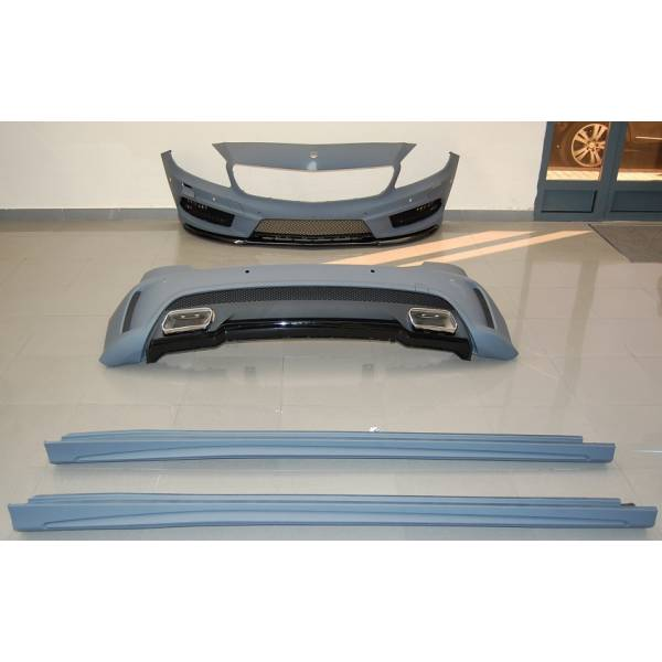 Kit Carrocería Mercedes W176 A45 2012-2015 Look AM