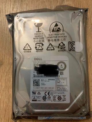 Disco duro NAS 4tb Dell