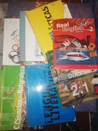 libros 2°ESO