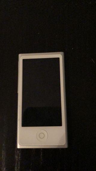 Apple IPod nano blanco 16GB