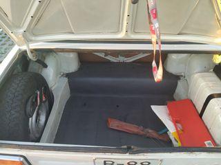 SEAT 124 d de lujo 1971