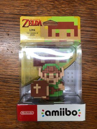 Amiibo Link 8 Bits