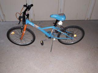 Bicicleta Niña Junior, muy poco uso Decathlon