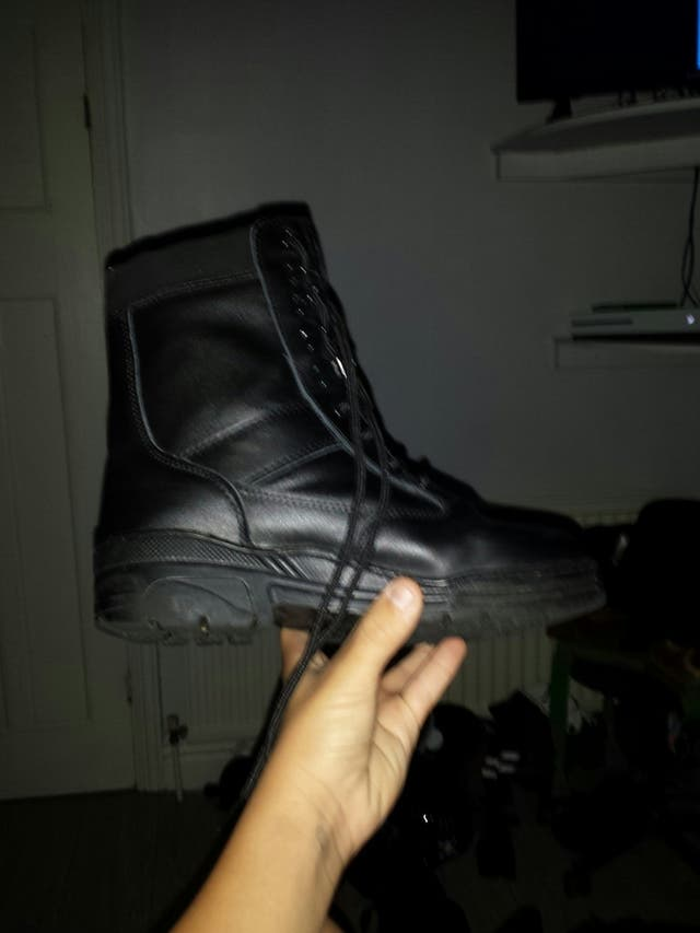 military grade boots