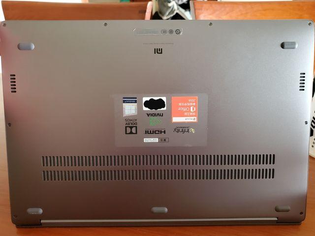Xiaomi Notebook PRO i7 16GB RAM SSD