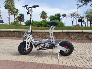 Scooter electrico Off road