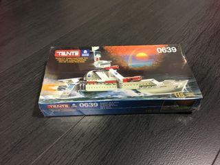Tente Barco Orion de EXIN ref 0639,piezas115