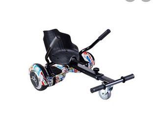 Hoverboard + Kart