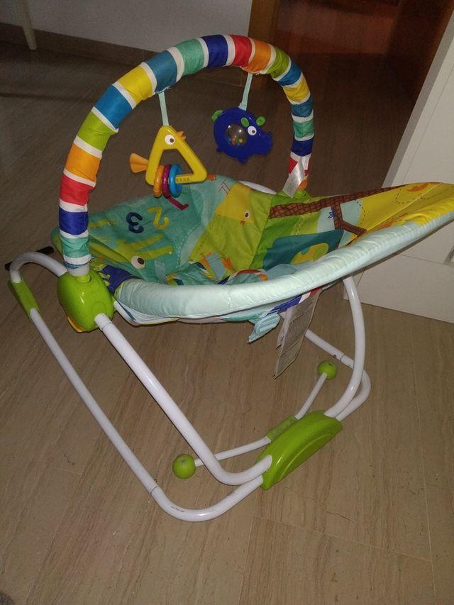 Hamaca columpio bebé