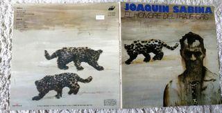 Joaquin Sabina. El Hombre del Traje Gris. LP.