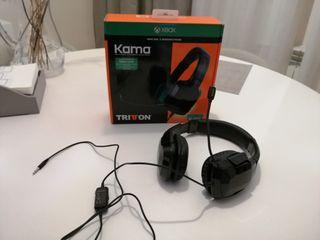 Auriculares KAMA TRITTON XBOX
