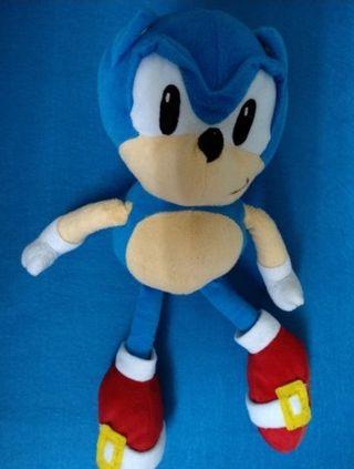 Peluche Sonic