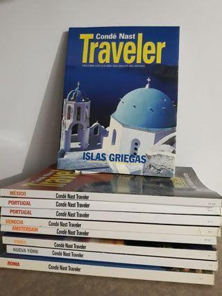 guías de viaje del Conde Nast