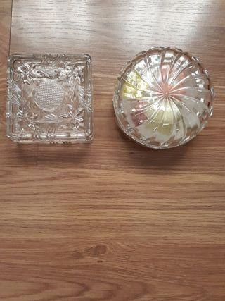 Cajas de cristal