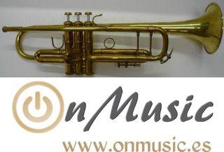 Trompeta Bach Stradivarius 37* Tudel 7