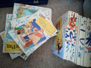 colección 29 libros de Disney