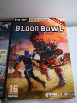 Juegos de Pc Warhammer y otros