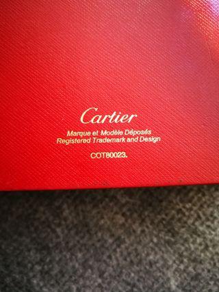 Gafas Carolina Herrera y Gucci, Cartier y Versace