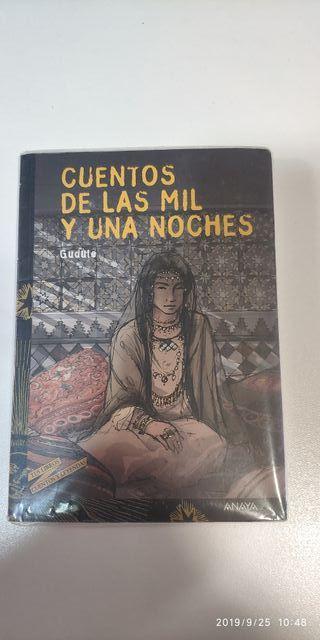 CUENTOS DE LAS MIL Y UNA NOCHE