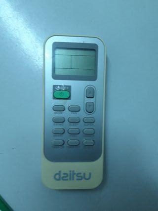 mando aire acondicionado daitsu