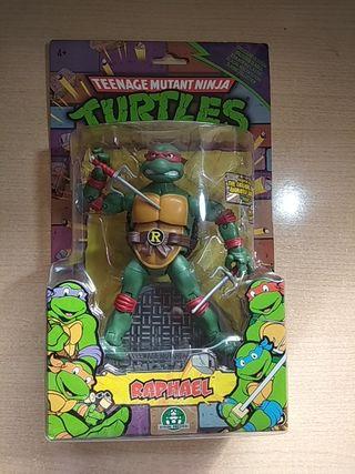 Tortuga Ninja Raphael