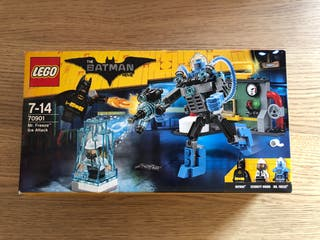 Lego 70901 (Ataque gélido de Mr. Freeze)