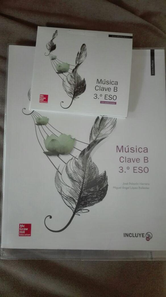Musica clave B 3°ESO