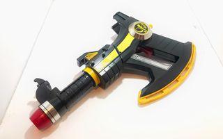 Armas Power Rangers