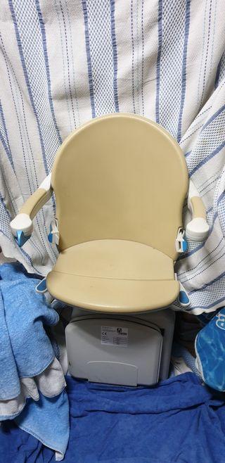 cadira salvaescales, silla salvaescaleras