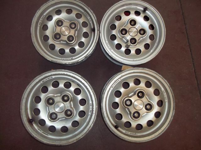 Llantas alumino Peugeot