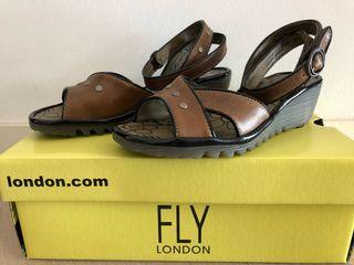 Sandàlies de pell Fly
