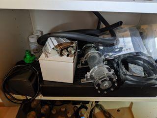 Componentes de refrigeración liquida