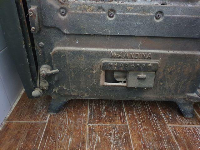 Estufa de leña Sasac