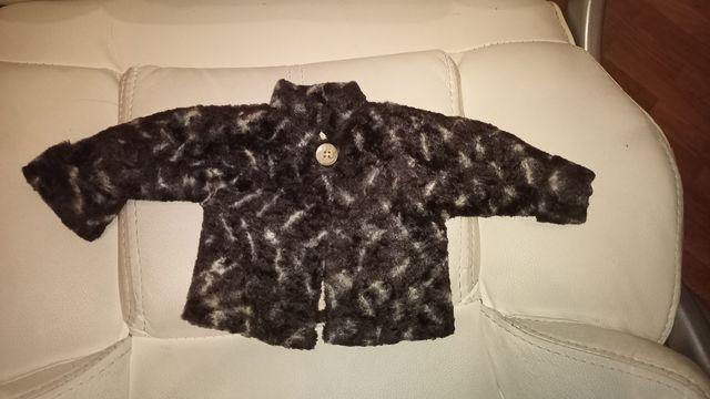 abrigo piel nenuco